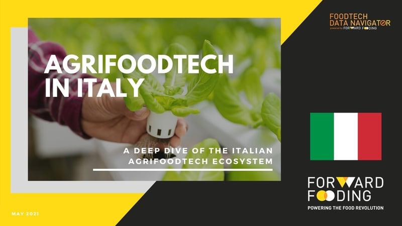 Italian Ecosystem Report 2021